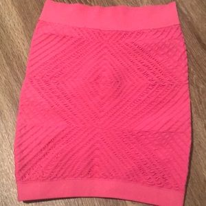 BCBG BODYCON SKIRT